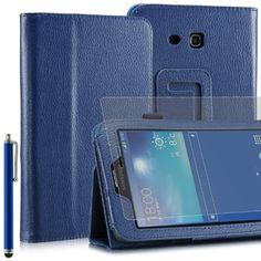 "Custodia per Samsung Galaxy Tab 3 Lite 7"" T110/T111 + Pellicola protettiva + Pennino - Blu scuro mtb http://www.amazon.it/dp/B00K2RL9ZQ/ref=cm_sw_r_pi_dp_a9Ydvb1K6Z0KE"
