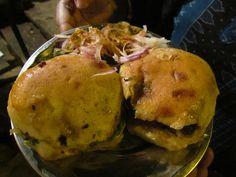 Bhopali #Kabab Pao @ #Bhopal #Street #Food #India #ekPlate #ekplatekabab