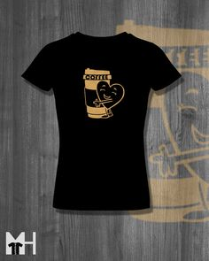 Gift for Her Coffee Lovin T Shirt Coffee Drinker T by MindHarvest