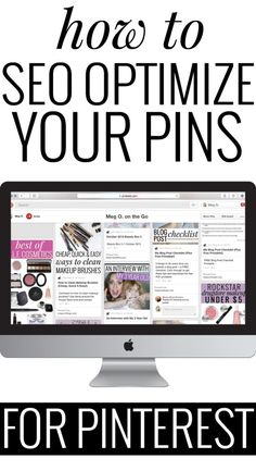 SEO for Pinterest -