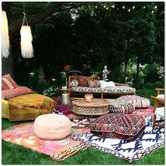 55+ Boho Moroccon Wedding Pillow You Can Make Easily