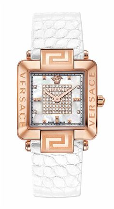 Versace Mother Of Pearl Diamond