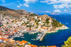 Parties, culture, food, adventure – whatever you desire, there's a getaway in Greece for you.