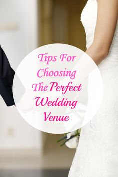 Are you planning a wedding? Be sure to check out these handy Tips For Choosing The Perfect Wedding Venue