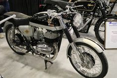 OldMotoDude: 1968 Bultaco Metralla sold for $10,000 at the 2017...