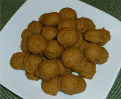 Homemade Pumpkin Dog Treats Recipe | About A MomAbout A Mom