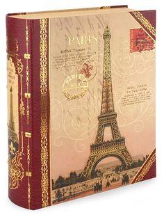 Lg Paris book box