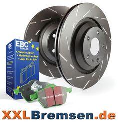 Chrysler 300 C Keramik Bremsbeläge EBC Red Stuff hinten Sport Bremsen Beläge