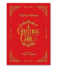 Dover Publications A Christmas Carol Hardcover   Best Price and Reviews   Zulily Dover Publications, Christmas Carol, Classic, Holiday, Mom, Products, Derby, Vacations, Christmas Music