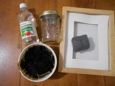 DIY Wood Stain Made With Coffee Grounds
