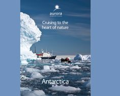 Cruising to the heart of nature - Antarctica Cruises brought to you by Aurora Expeditions #antarctica #cruises   http://www.auroraexpeditions.com.au/expeditions/category/antarctica-cruises