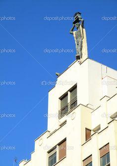 auf den Straßen von madrid - Stockdatei: 25019655