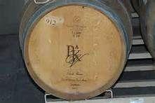 Wine Barrels from Pezzi King Winery.