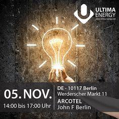 www.ULTIMA-ENERGY.com // Dashboard