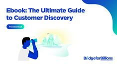 Do you want a bullet-proof customer discovery strategy? We've got your back 👇 Acquiring customers is probably the most difficult challenge faced by startups. But it's also the end goal, the key to success. We've created The Ultimate Guide to Customer Discovery, designed to help you in 3 easy steps. You'll learn: 💡 How to get valuable feedback on your product or service 💡 How to find your customers and who to talk to 💡 The do's and don'ts of customer discovery The earlier you understand… Startups, Business Planning, Discovery, Stuff To Do, Bullet, Finding Yourself, Challenges, Success, Goals
