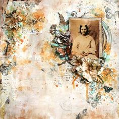 1859 Mixed Media Kit by Lisa Griffith