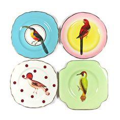 Birds of a feather dine together. #etsy #etsyfinds
