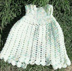 Ravelry: Newborn Angel Gown set pattern by Beth Parsons