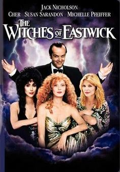 It's getting close to Halloween! This one my all time favorites... Tennis anyone? Jack Nicholson - The Witches Of Eastwick (1987)