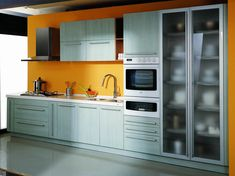 Kitchen And Incridible Metal Kitchen Cabinets  In Your House And Metal Kitchen Cabinets 175