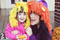 68 best mommy me costumes images on pinterest halloween crafts make your own lion hoodie diy lion costumelion solutioingenieria Choice Image