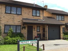 Get a good look at where it all began for The Boy Who Lived with a trip to 4 Privet Drive. The home for the movies was actually filmed at 12 Picket Post Close in Martins Heron, Berkshire, which is where many people go for photos. However, hardcore fans have scoped out the actual location of the Muggle abode and say it can really be found in Surrey, although the house is quite different than the one in the movies. If you can't make it to either of these, then don't miss Privet Drive on the…
