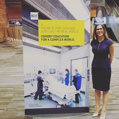 SO excited to be a part of helping create spaces for future healthcare leaders at BCIT. Another great awards show connecting with Lab and Health sciences leaders. Nurse Practitioner, Create Space, Herman Miller, Lab, Health Care, Connection, Awards, Training, Science