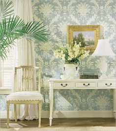 French Interior Design Hid Roomset