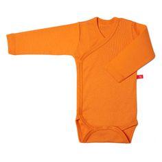 I love all wrap over baby clothes. Especially in orange.