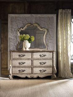 Hooker Furniture Bedroom Chatelet Dresser 5350-90001