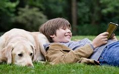 Image result for reading with dogs