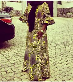 Image may contain: one or more people and people standing African Fashion Ankara, African Models, Latest African Fashion Dresses, African Dresses For Women, African Print Dresses, African Print Fashion, African Attire, Ankara Maxi Dress, Ankara Dress Styles