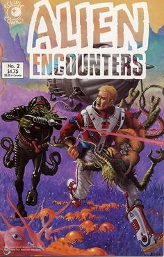 Mark Borax (born 2 October 1954 USA) is an author and astrologer. In the 1980s he wrote for comics... Mark Borax (born 2 October 1954 USA) is an author and astrologer. In the 1980s he wrote for comics and for a time was managing editor of Comics Interview magazine. In the GCD  http://ift.tt/2kjtg8y (Peter Ledger painted the cover of Alien Encounters #2 August 1985 which includes a story by Borax)