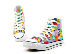 hand painted shoes for girls boys couples  www.shoemycolor.com