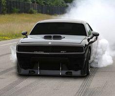 Dodge Challenger SR-T