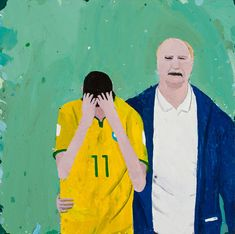 2016 Basil Sellers Art Prize, Ian Potter Museum of Art Ian Potter, Art Museum, Basil, Oil On Canvas, Theatre, Gallery, Sports, Painting, Hs Sports