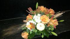 Fall wedding Centerpiece. americasflorist.com