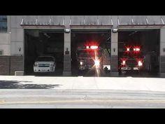 Ladder 9 Honolulu Fire Department - YouTube
