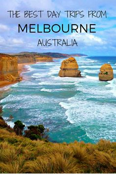 Incredible day trips from Melbourne, Australia, including the Great Ocean Road, Yarra Valley and seeing tiny penguins on Phillip Island! Australia Tourism, Australia Travel Guide, Visit Australia, Melbourne Australia, Australia Trip, Melbourne Travel, Sydney, Brisbane, Cairns