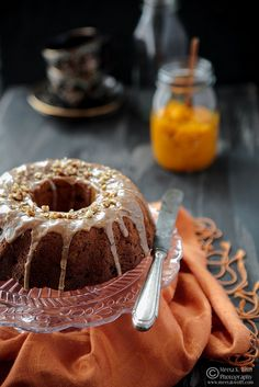 Pumpkin All Spice Babka with Cinnamon Frosting by Meeta K. Wolff (0011) by WFLH, via Flickr