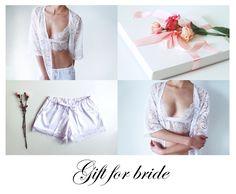 Check our new collection! We designed something special for all Brides <3 #underwear #bielizna #lingerie #lebaiser #prezent #gift #pomysłnaprezent #laceunderwear #fashion #handmadewithlove #handmade #handmadeisbetter #beautiful #romantic #lacelover #mood #picoftheday #bestoftheday #Bride #Wedding #ślub #pannamłoda #ootd #bra #shorts #robe #kimono #newcollection #instafashion #instastyle