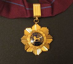 Order of British India 2nd class in gold | British Medals by Rennie Alcock