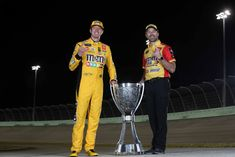 Adam Stevens and Kyle Busch will part ways after two NASCAR championships