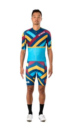 Image of Soviet Bloc Bike Wear, Cycling Wear, Cycling Jerseys, Cycling Outfit, Cycling Clothing, Bicycle Clothing, Road Cycling, Bike Kit, Sports Brands