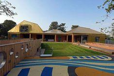 The Arcadia Nursery | colourful turf surfaces