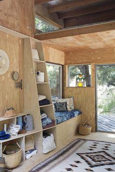 Topanga Cabin by Mason St. Peter | #wood #architecture #stylepark