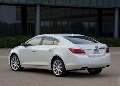 My New Wheels, 2013 Buick LaCrosse! Love it!
