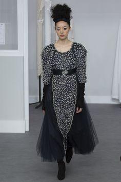 Défilé Chanel Haute Couture automne-hiver 2016-2017 COUTURE