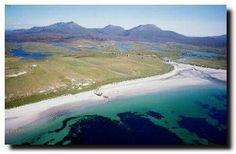 Beautiful Isle of Uist