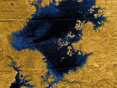 Scientists want to send a boat probe to Saturn's moon Titan